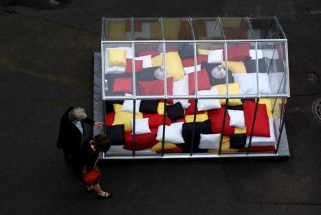 Tomasz Domanski:  Convergence incubator | Art Installations, Sculpture, Contemporary Art | Scoop.it