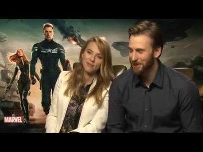 Captain America interview: Scarlett Johansson wants to keep Samuel L Jackson as a pet | cell phone | Scoop.it
