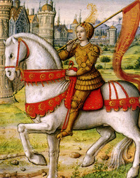 Jeanne d'Arc - French Reading Comprehension - French History   French and France   Scoop.it