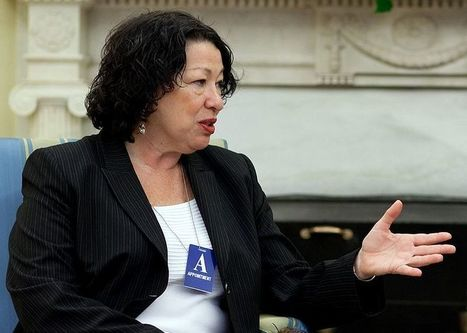 Justice Sotomayor speaks at UAF | Criminology and Economic Theory | Scoop.it