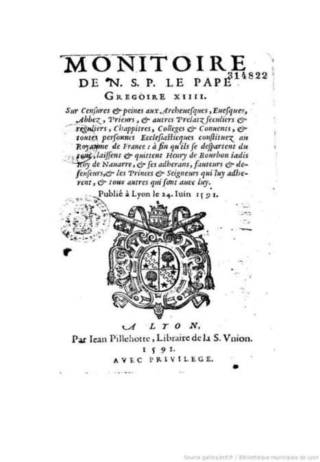Monitoire pour des raisins volés (Le Plessis-Grammoire - 1583) | GenealoNet | Scoop.it