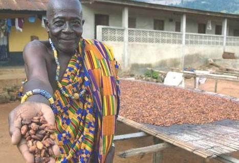 Cadbury adopts Fairtrade source | BUSS4 | Scoop.it