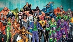 Villanos de DC comics tendrán su documental | Documentary | Scoop.it