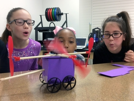 Middle School Maker Journey: Assessment in an Ungraded Classroom | Technology to Teach | Scoop.it