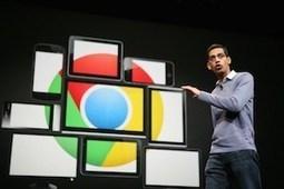 Aux États-Unis, Chrome passe de peu devant Internet Explorer | Flash Net | Scoop.it