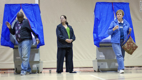 U.S. voting rights under siege | Civil Rights in the United States | Scoop.it