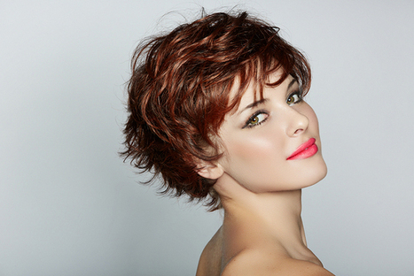 Ten Quick And Easy Ways To Style Short Hair   Beauty Tips   Scoop.it