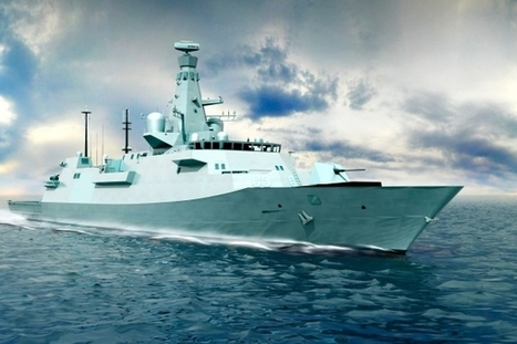 Union says MoD's excuse for delay to Type 26 frigate build is a red herring and workers are ready to begin | Politics Scotland | Scoop.it