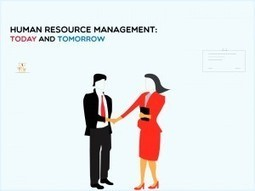 Human Resource Management: Future | Tricon Infotech Pvt Ltd | Information Technology | Scoop.it