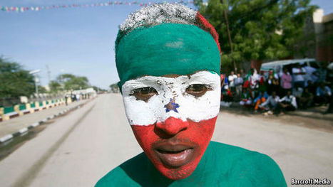 Why Somaliland is not a recognised state | Political and Urban Organization of Space | Scoop.it