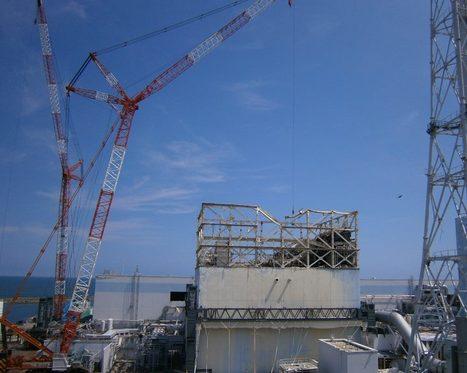 [photos] De nouvelles images des centrales Daiichi et Daiini - Tepco - août 2011 | Facebook | Japon : séisme, tsunami & conséquences | Scoop.it