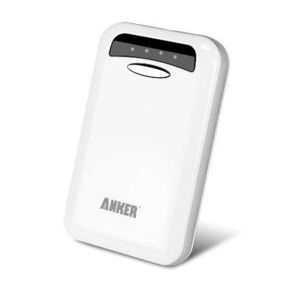 Anker® Astro E4 13000mAh Portable Charger High Capacity Dual-Port External Battery Backup Power Bank for iPhone 5S, 5C, 5, 4S, iPad Air, 5, 4, 3, 2, Retina iPad Mini 2, Samsung Galaxy S4, S3, Note ... | Online Shopping | Scoop.it