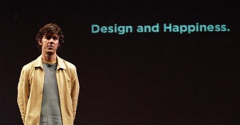 Happiness by design by Stefan Sagmeister | Digital Economy | Scoop.it