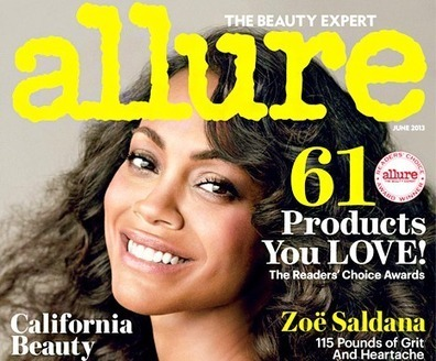 Zoe Saldana Is the Latest Hollywood Ingénue to Use Bisexuality as ...   Lgbtq   Scoop.it