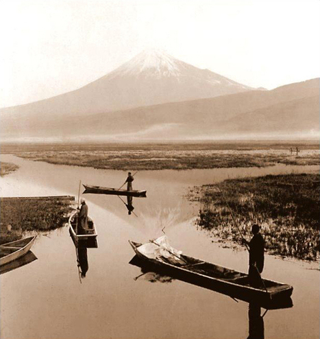 Stunning rediscovered photos show life in Japan 100 years ago | pixels and pictures | Scoop.it