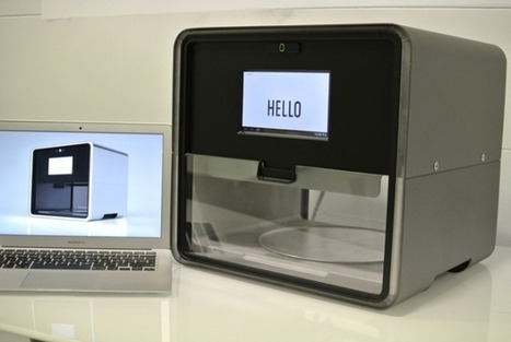 Foodini is a 3D printer for everything from burgers to gnocchi | Futurewaves | Scoop.it