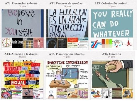 Pinterest: Mi entorno personal de aprendizaje (PLE) sobre Orientación y Educación a través de 6 carpetas | PLE, enfoque pedagogico 2 | Scoop.it