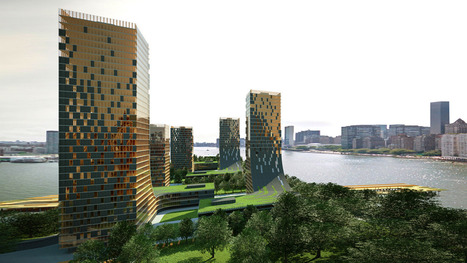 In the cities of the future, skyscrapers could be made out of wood   Sustain Our Earth   Scoop.it