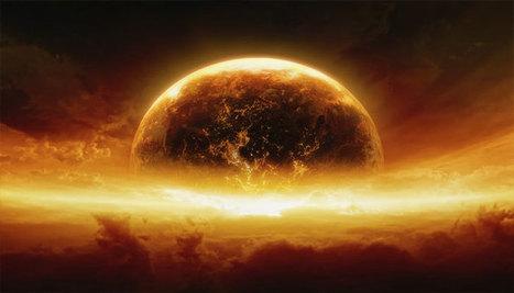 Global Rumblings: Newly Discovered Planet Threatens Earth   Global Rumblings   Scoop.it