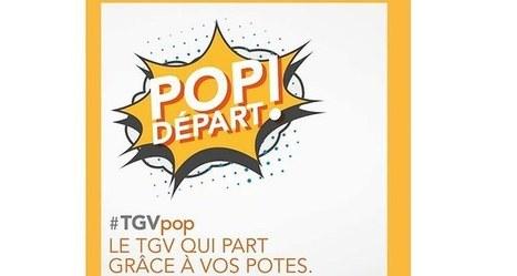 La SNCF lance TGVpop pour contrer le covoiturage | (E)-BUSINESS : carnet de route stratégique des marques et entreprises | Scoop.it