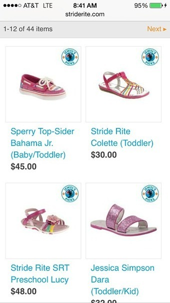 Stride Rite prioritizes geofencing, targeted ads for new mcommerce opportunities | retail 2.0 | Scoop.it