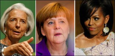 L'essentiel Online - Qui est la femme la plus puissante du monde? - Monde | ça m'intéresse! | Scoop.it
