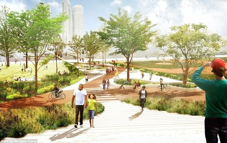 Stunning plans revealed for New York's crucial flood defences | Conformable Contacts | Scoop.it