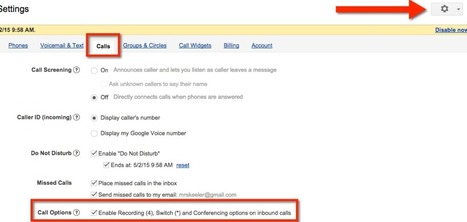 5 Things You Can Do With Google Voice | BHS Ed Tech | Scoop.it