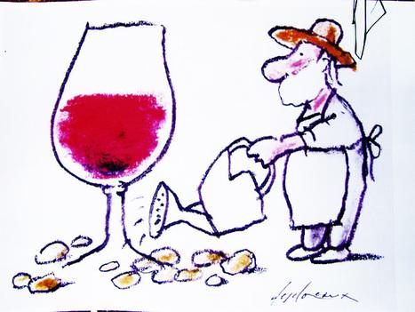 Le vin des poètes | L'Acte Chanson | Histoire et patrimoine Beaujolais Bourgogne | Scoop.it