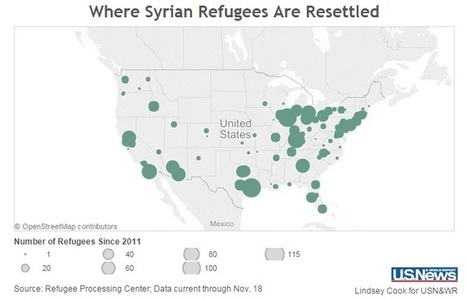New Resettlement list slates 190 towns where Obama is placing Syrians. Is your town on the list? | Criminal Justice in America | Scoop.it
