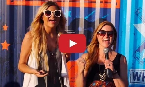 Practicing Karaoke with Kelsea Ballerini | Country Music Today | Scoop.it