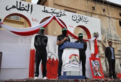Feb14 Coalition:Proceeding In The Revolutionary Escalation (STATEMENT)   Human Rights and the Will to be free   Scoop.it