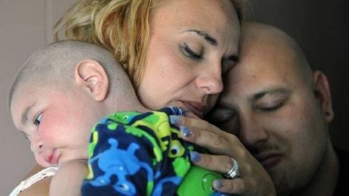 2-year-old boy with weeks to live to be Pennsylvania couple's best man