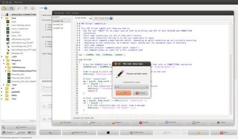 PAC Manager – Un outil pour centraliser vos connexions multi protocoles sous Linux | Geeks | Scoop.it