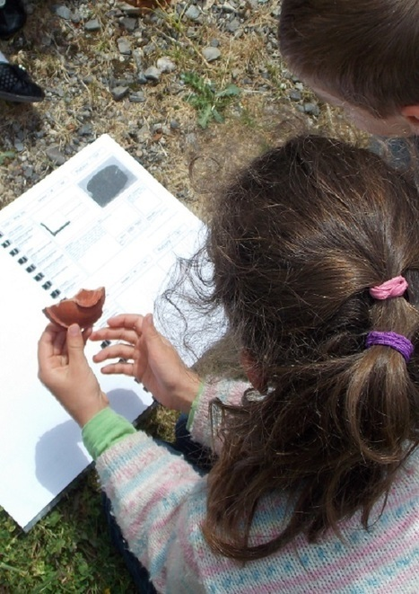 Entre initiations et échanges, l'archéologie se découvre et le passé se dévoile | Labos | Scoop.it