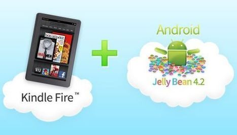 Turn your Kindle Fire into an Android 4.2 tablet - CNET (blog)   Essential Mobile   Scoop.it