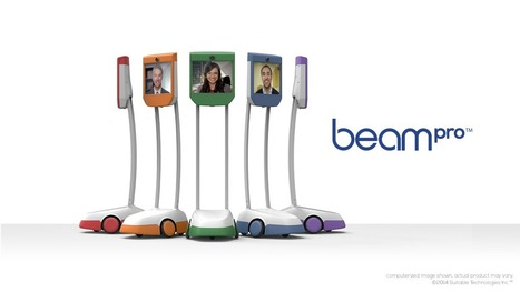 BeamPro Is Smart Presence For The Workplace | Virtual Interaction | Scoop.it