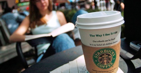 Starbucks Plans to Send Its Employees to College for Free | CARAVAN & WEEKLY MAR NEWS | Scoop.it