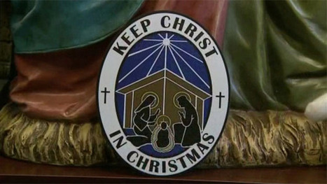 All Across Long Island, Movement Is On To 'Keep Christ In Christmas' - CBS New York | Troy West's Radio Show Prep | Scoop.it