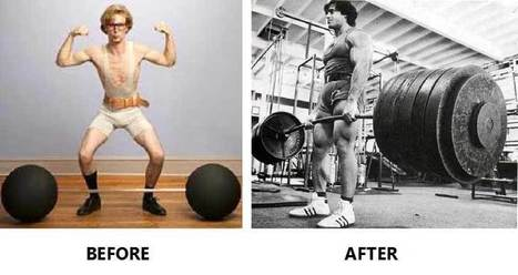The Ultimate Hardgainer Workout | CE Project Fitness | Scoop.it