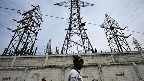 Pénurie d'électricité au Venezuela, les autorités rationnent - Amériques - RFI | Venezuela | Scoop.it
