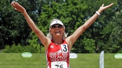 Older athletes' age in fitness terms 'astounding,' doctor says   Retirement Planning & Dreaming   Scoop.it