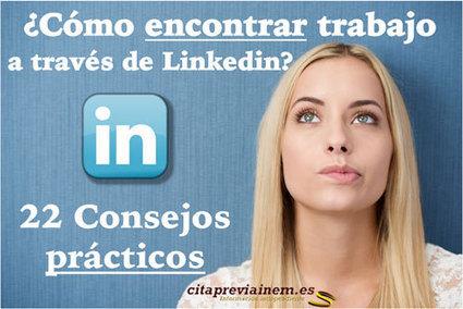 Linkedin fue la mejor red social para encontrar empleo en 2014 | Zamora Formación | Scoop.it