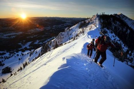 Why you should ski once: The views are beyond compare - Billings Gazette   Adventure Tourism   Scoop.it