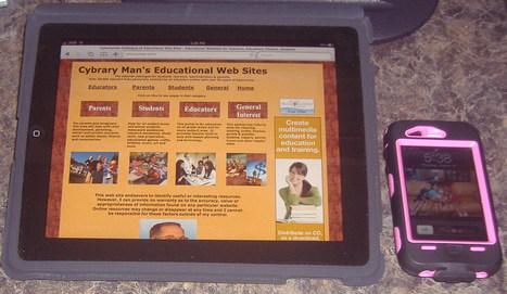 Cybraryman Internet Catalogue - iPad | Learning Tools | Scoop.it