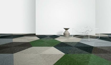 Consider Vinyl Textile Flooring on Your Next Flooring Purchase - | Home Improvements | Scoop.it