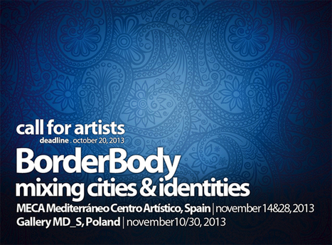 Call for Artists: BorderBody | Spain/Poland | ArtExpo Official Site | The Palace of Culture | Scoop.it