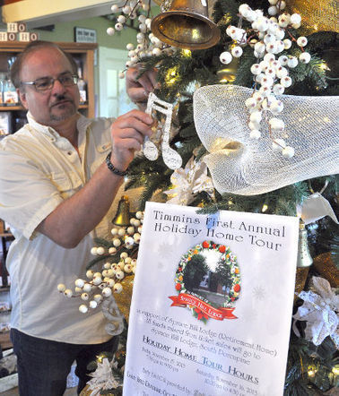 Christmas comes early with home tour - Timmins Press | Heritage and Citizenship | Scoop.it