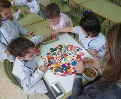 Aprender arte y matemáticas mediante mandalas - Educación 3.0 | Recull diari | Scoop.it