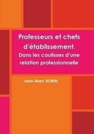 'Au coeur de l'Ecole' de Jean-Marc Robin   osez la médiation   Scoop.it